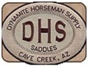 Dynamite Horseman Supply